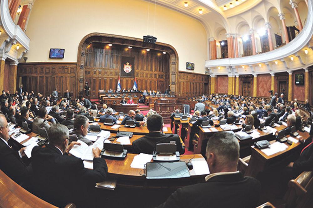 ZAKON O KULTURI: Poslanici počinju raspravu o amandmanima