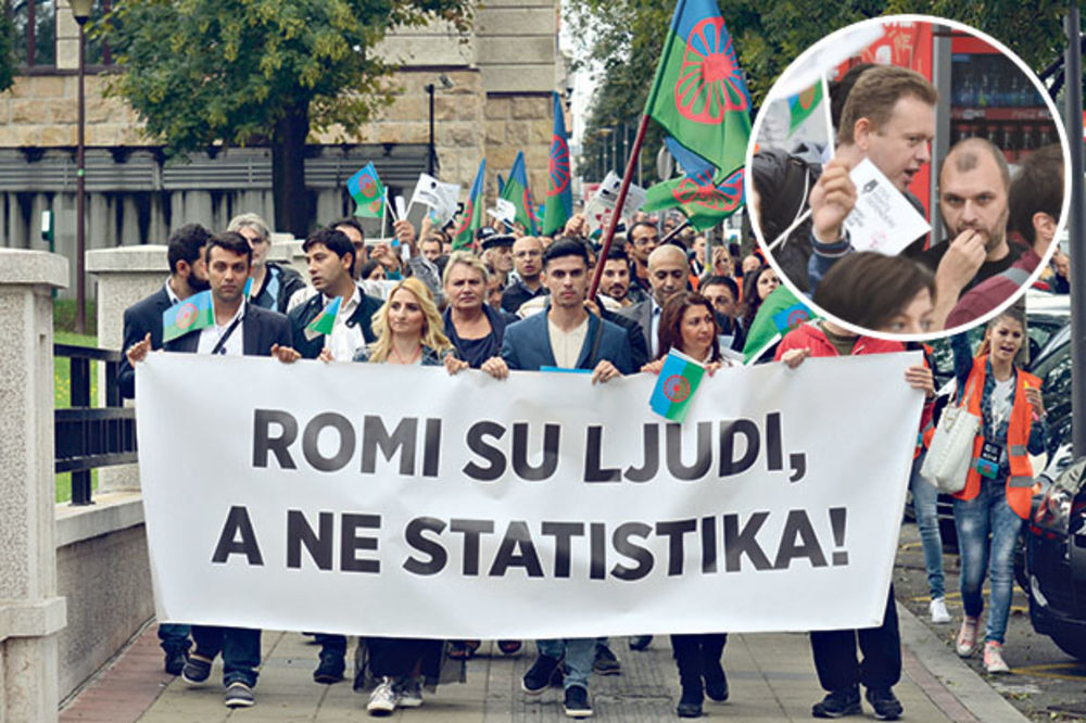 ZAJEDNO SU JAČI: Romima se u šetnji pridružili i gejevi!