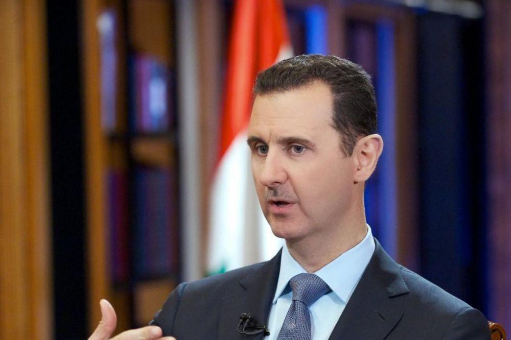 SAD DALE ROK: Asad pada do 1. avgusta, inače...
