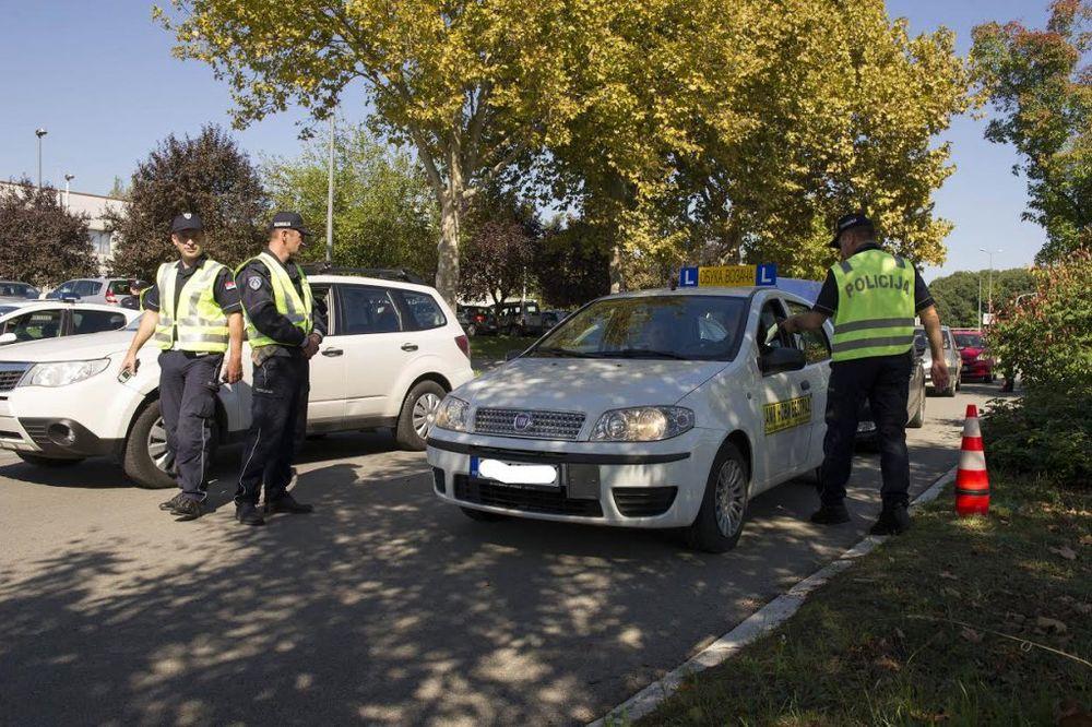 SAOBRAĆAJNA POLICIJA UPOZORAVA VOZAČE: Zbog većeg broja nesreća pojačavamo kontrolu