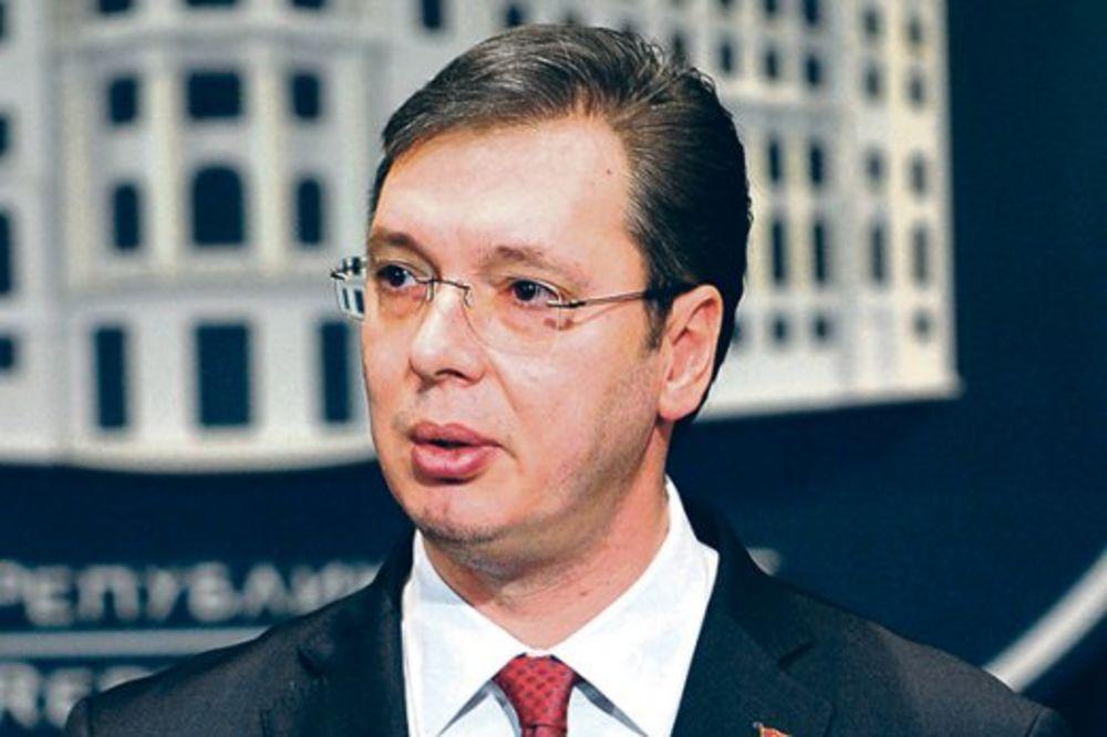 Vučić čestitao Vaskrs patrijarhu Irineju
