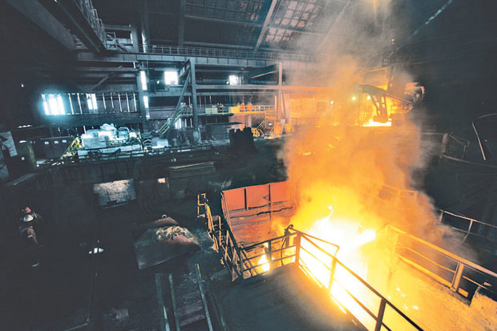Više čelika i radnih mesta: Železara pokreće i drugu visoku peć