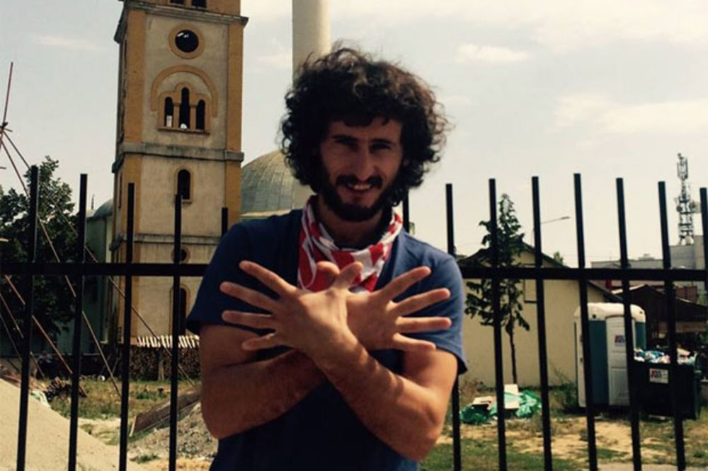ALBANAC KOJI JE PUSTIO DRON: Uhapšen u Tirani zbog posedovanja oružja