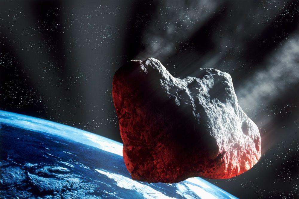 IZ SVEMIRA PRETI VELIKI UDAR: Naučnike brine asteroid prečnika 300 metara!