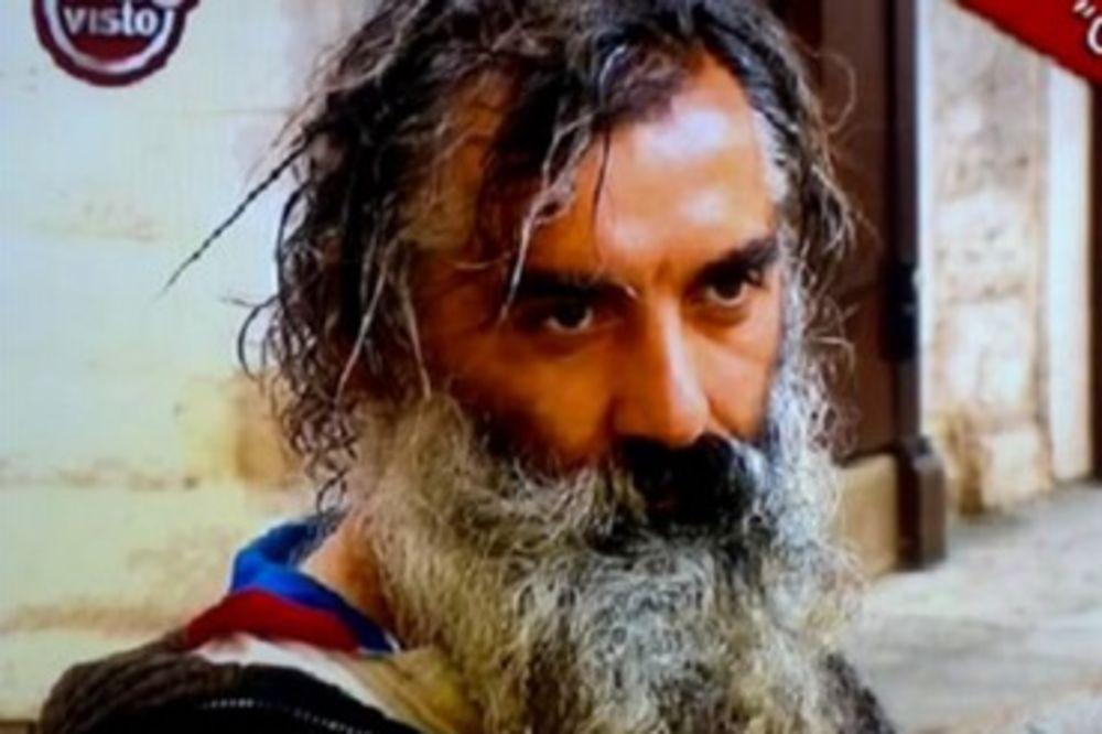 Živi kao beskućnik... Ovako izgledda danas Martin Bohdal