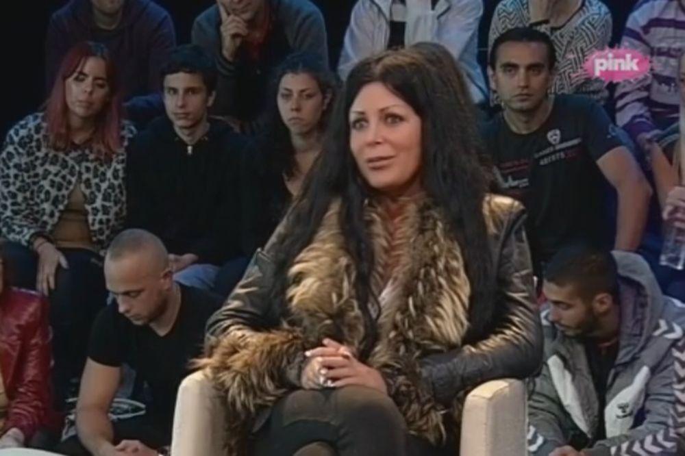 Tijana Đuričić, foto printskrin