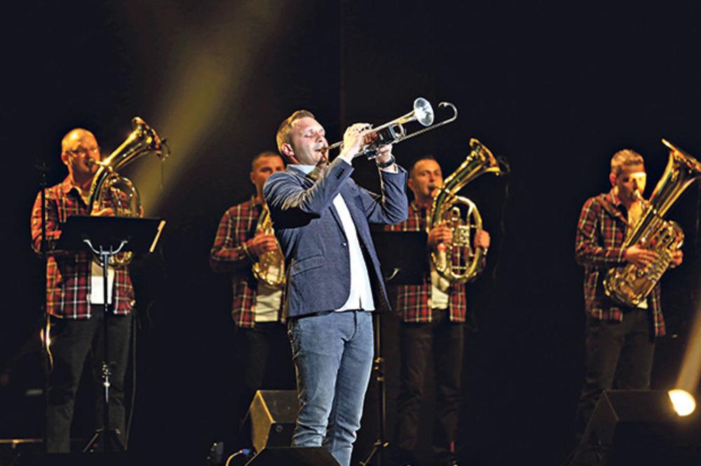 Srpski trubač Dejan Petrović nastupiće kao specijalni gost