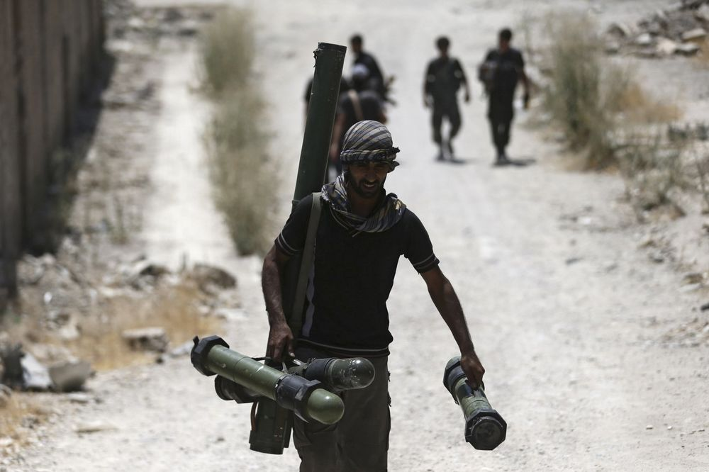 IZVOZILI U SIRIJU: Militanti Al Nusre koristili hrvatsko oružje