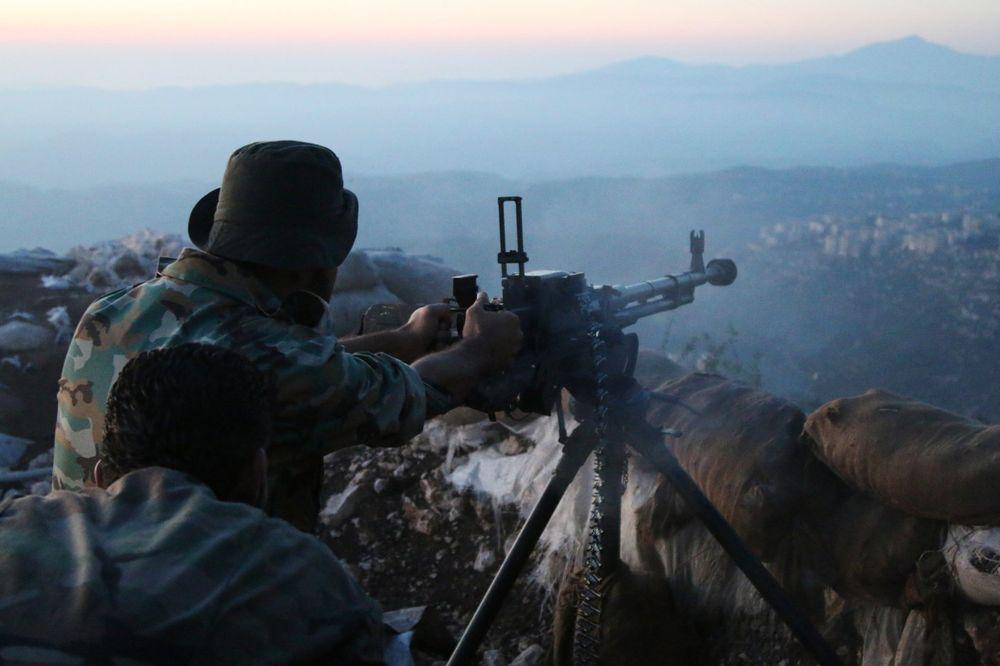 SADA SE ČEKA ODGOVOR MOSKVE: Džihadisti ubili ruskog oficira za specijalne operacije!
