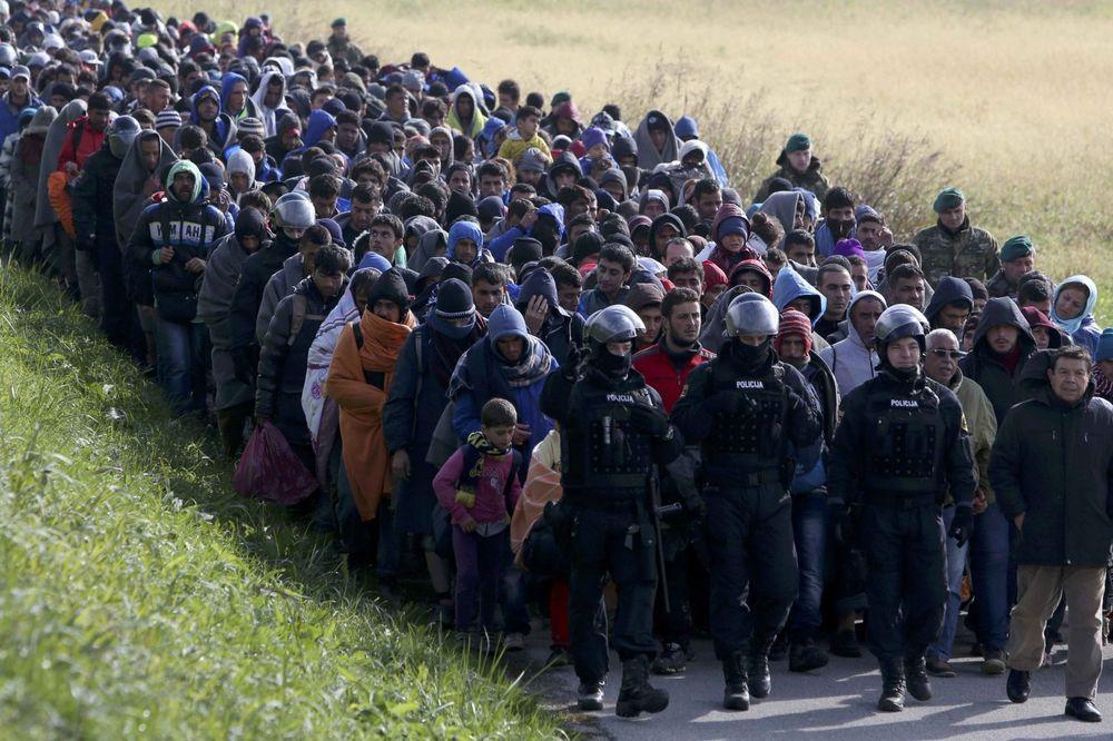 UNHCR: Za četiri dana u Srbiji registrovano skoro 10.000 novih izbeglica