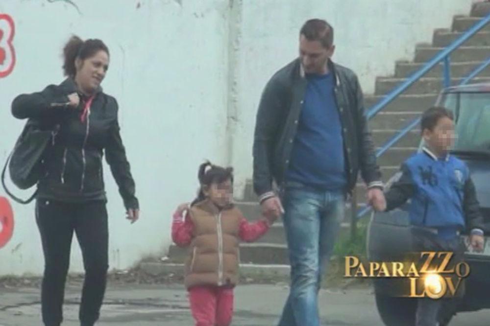 (FOTO) PORODIČNO DRUŽENJE: Ovo su žena i deca Ivana Kurtića
