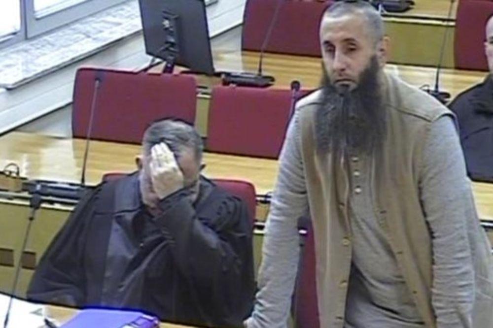 SAD SE VADI Bilal Bosnić: Nisam kriv, nikome nisam rekao da ide u Siriju!