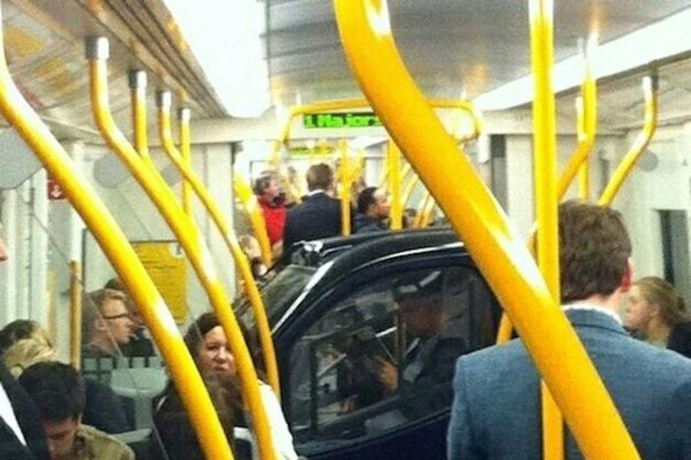 OVAKVE STVARI SE DEŠAVAJU SAMO NA JEDNOM MESTU: 20 ludosti koje možete da vidite u javnom prevozu