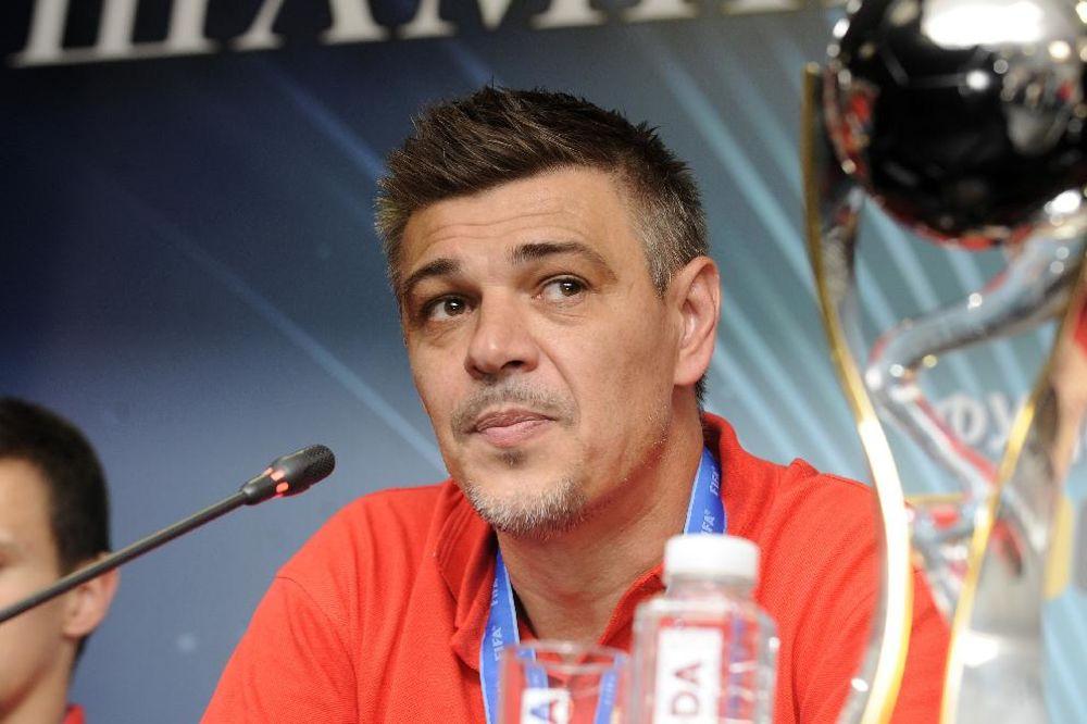 OTIŠAO SA ĆURČIĆEM: Evo kako je Savo Milošević obrazložio ostavku na mesto direktora reprezentacije