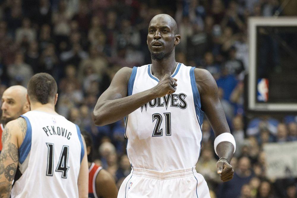 (VIDEO) POSLE OVOGA NBA VIŠE NIJE ISTA: Kevin Garnet rekao zbogom
