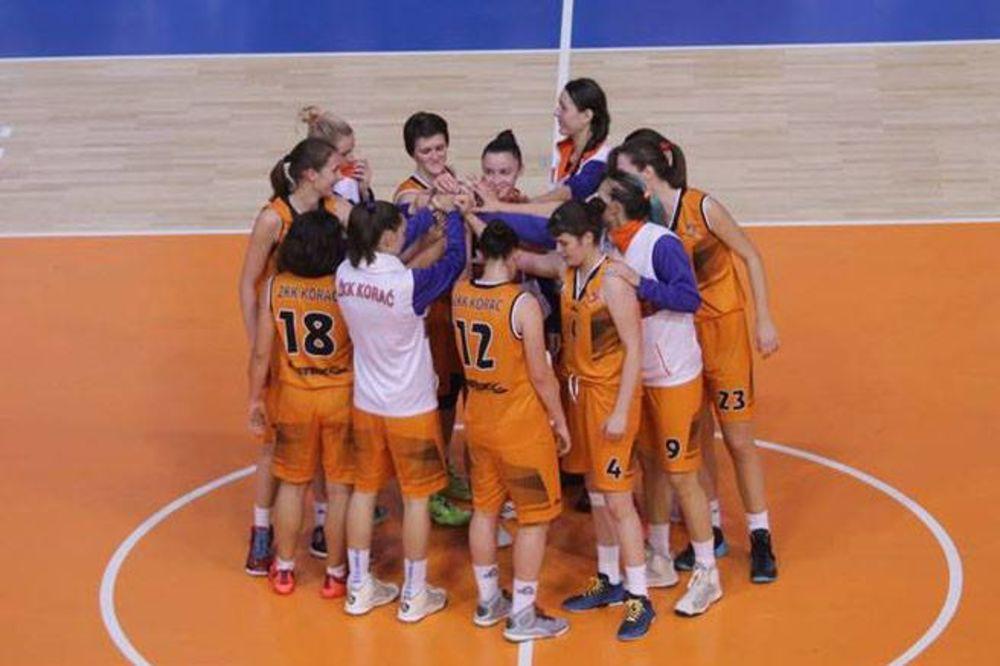 BORBA ZA TITULU U PODGORICI: Budućnost domaćin Fajnal-fora regionalne lige za košarkašice