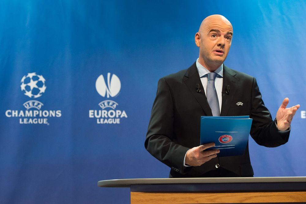 VAŽAN SASTANAK: Najozbiljniji kandidat za prvog čoveka FIFA stiže u Beograd!