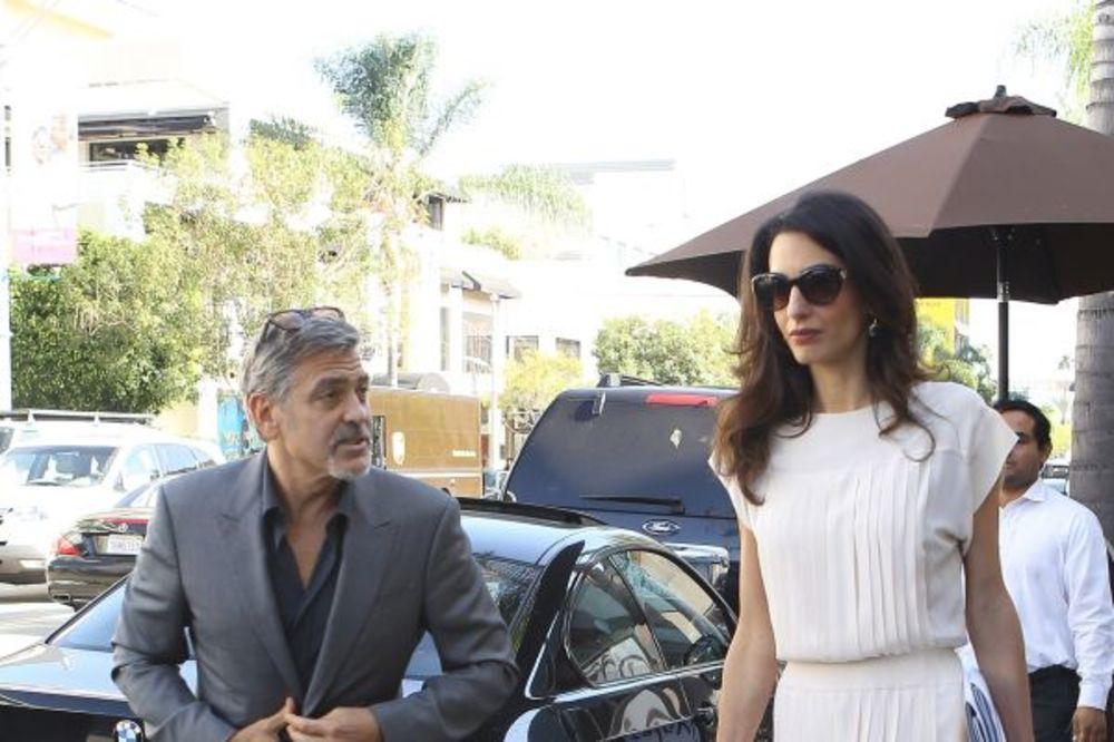 NEVOLJE U RAJU: Amal je očajna jer Džordž Kluni neće da je zaštiti