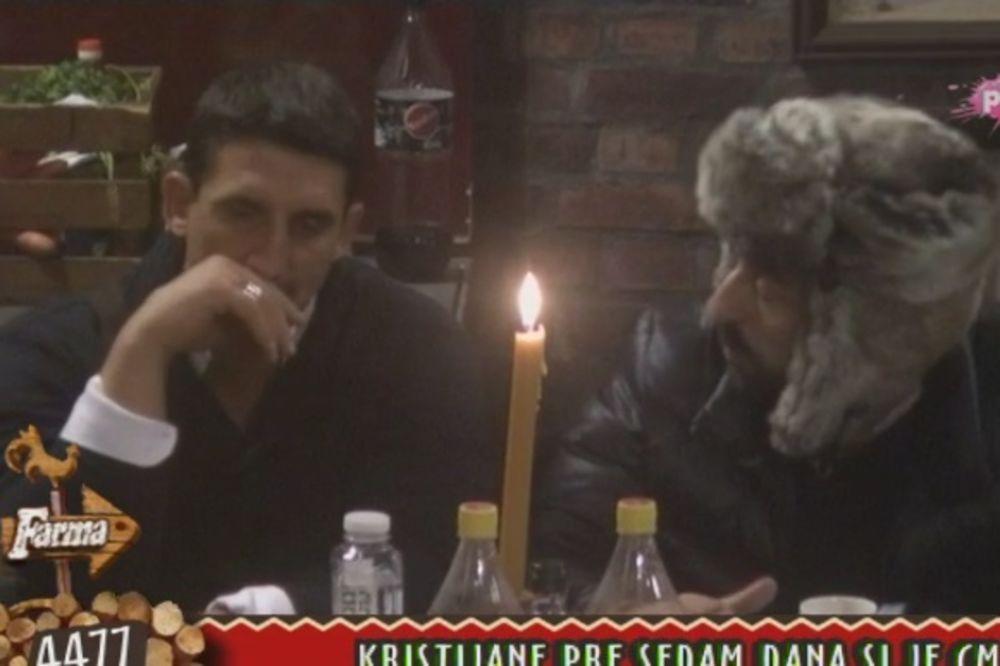IZBOR SLUGA NIKAD TEŽI: Kristijan morao da odabere 4 osobe jer su ga dve odbile!