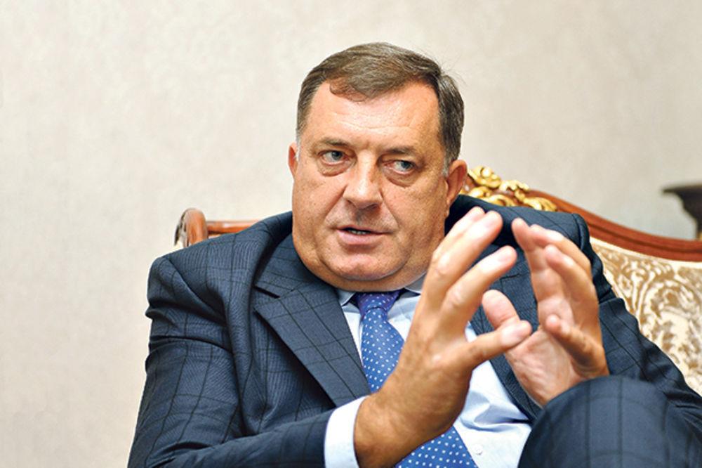 DODIK: Srbi neće živeti u zemlji radikalnog islama