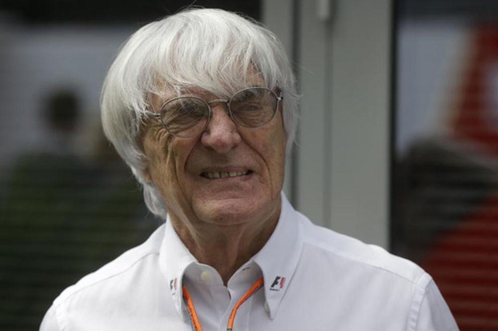 EKLESTON SKLOPIO DOGOVOR: Formula 1 uskoro dobija novog vlasnika