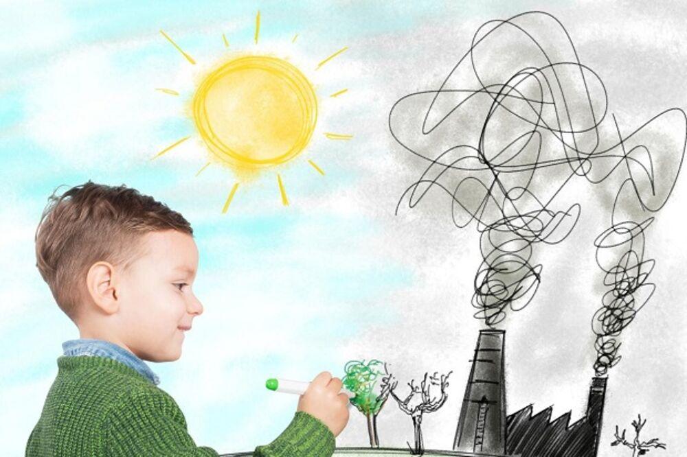 RODITELJI, OBRATITE PAŽNJU: Evo šta crtež vašeg deteta može da vam otkrije!