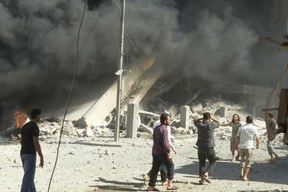 PREKID PREGOVORA O SIRIJI POSLE DVA DANA: Rat se i dalje nastavlja