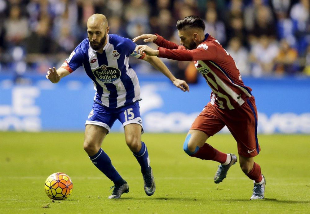 IZJAVIO DA NEĆE IGRATI NA POBEDU: Španska policija ispitivala kapitena Deportiva!