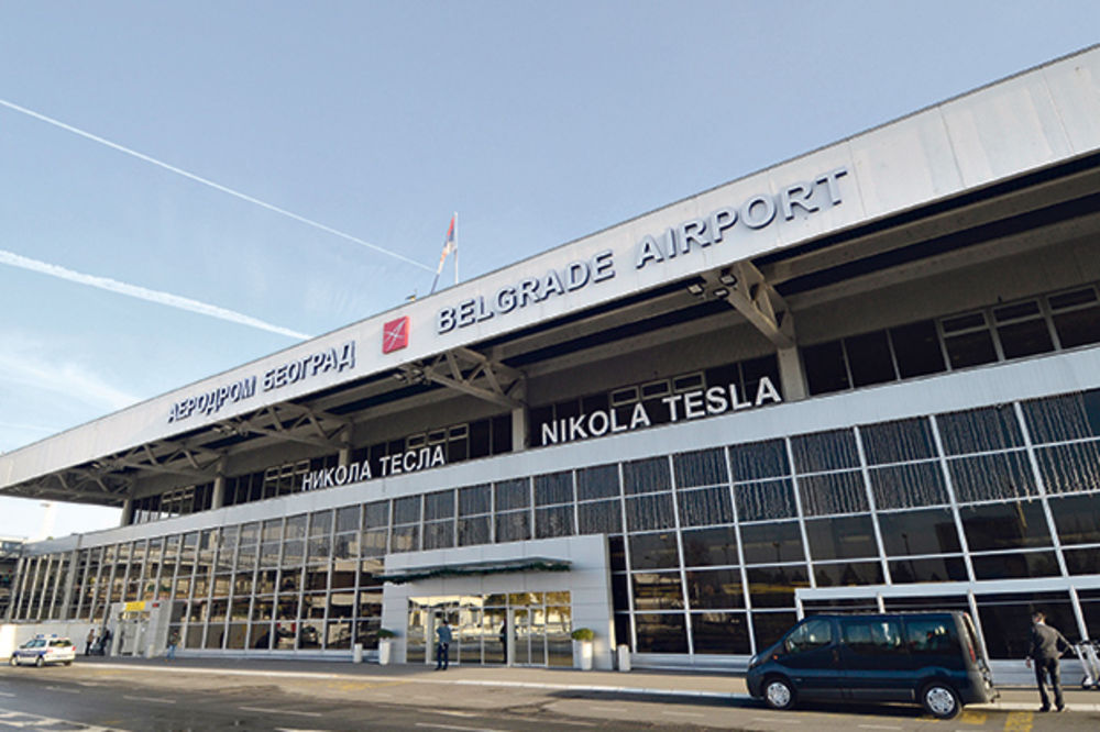 RAKETE NA BEOGRADSKOM AERODROMU: Dva projektila u prtljagu aviona na liniji Bejrut - Beograd!