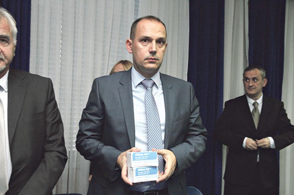 BORBA PROTIV RAKA: Kubanske vakcine stigle u Srbiju
