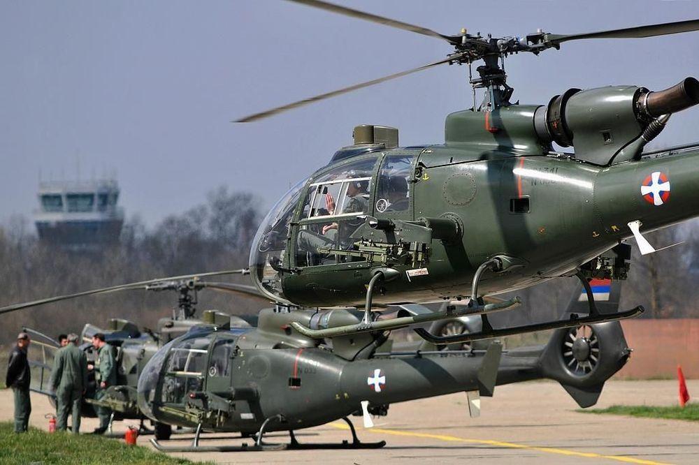 BEOGRAĐANI, NE PLAŠITE SE: Danas naleti helikoptera Vojske Srbije na potezu od Višnjice do VMA