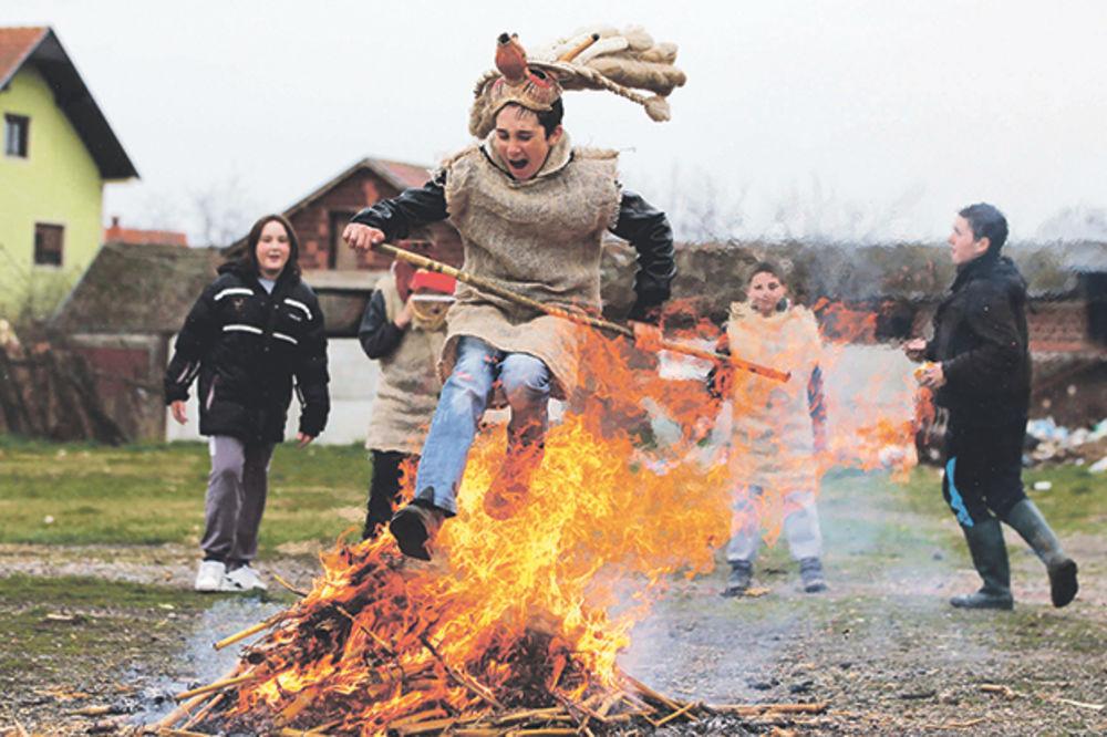 7 narodnih običaja u Srbiji