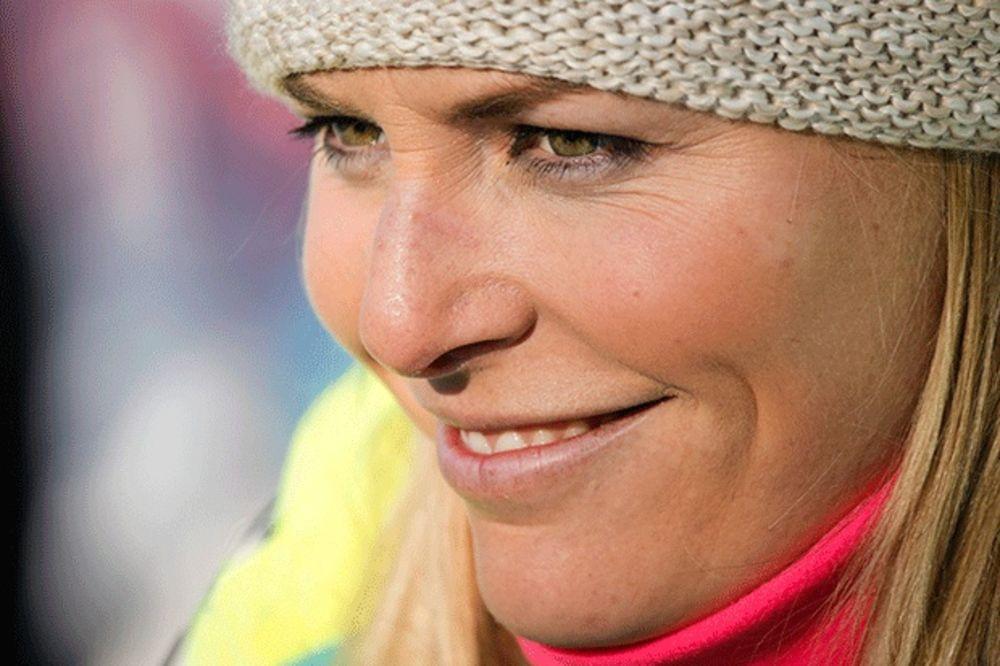 (FOTO) SEKSI I KADA VEŽBA: Evo kako se Lindzi Von oporavlja od povrede