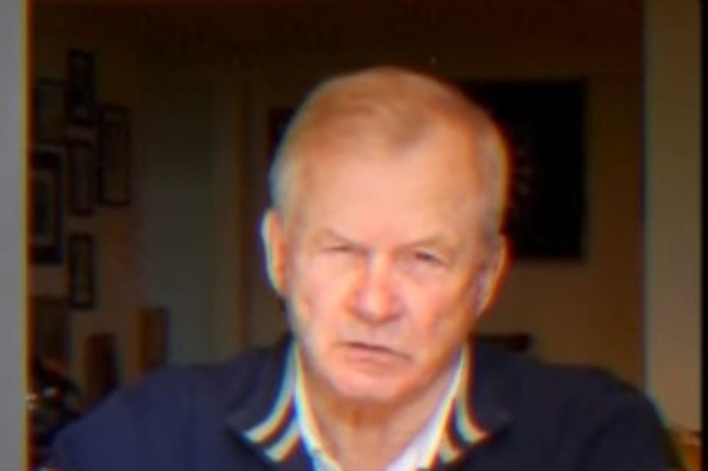 General-major Luis Mekenzi, Foto: Printscreen/YouTube