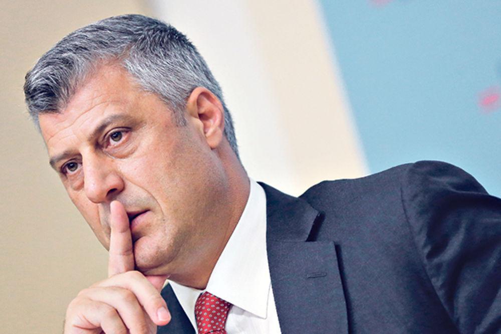 Kosovska vladajuća koalicija uverena: Tači predsednik do kraja februara