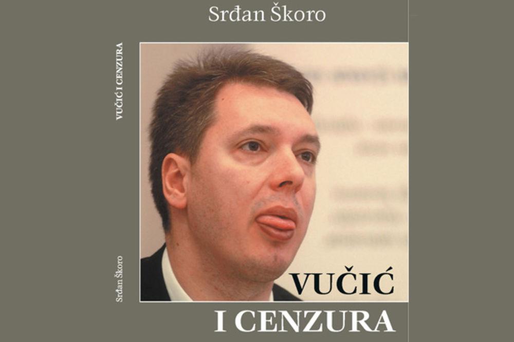 VUČIĆ I CENZURA: Niko ne sme da promoviše knjigu smenjenog urednika Novosti