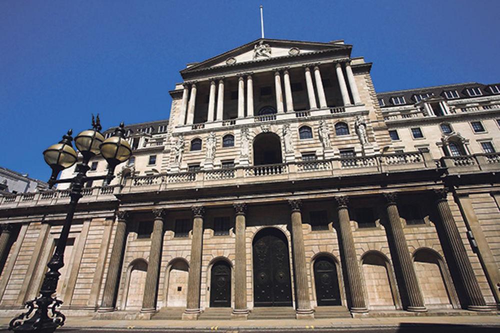 BoE podiže kamatne stope pre Feda?