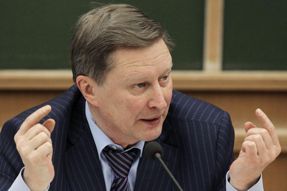 PUTIN ČISTI SVOJE REDOVE: Smenjen šef administracije Kremlja Sergej Ivanov