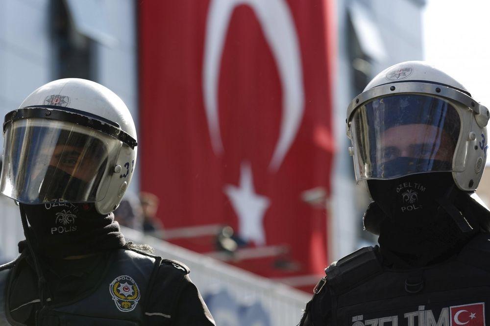 NA VREME: Turska policija uhvatila ćetvoricu džihadista Islamske države