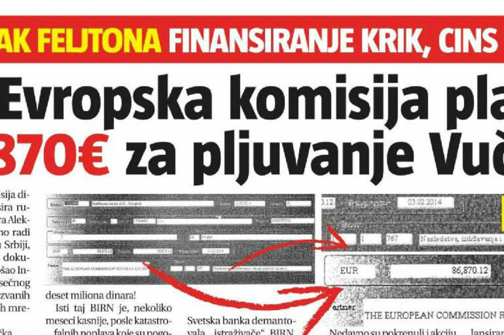 RAJFAJZEN DEMANTUJE LAŽI INFORMERA: Objavljeni dokumenti nisu iz naše banke!