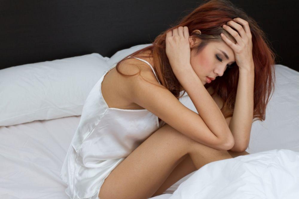 depresija, stres, anksioznost, seks, odnos, tuga, bol, Foto Shutter