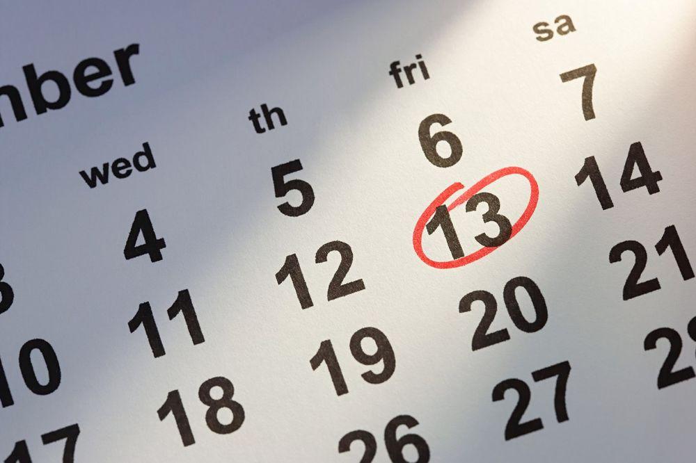 DANAS JE PETAK 13: Čuvajte se! Veruje se da je ovo najbaksuzniji dan u godini!