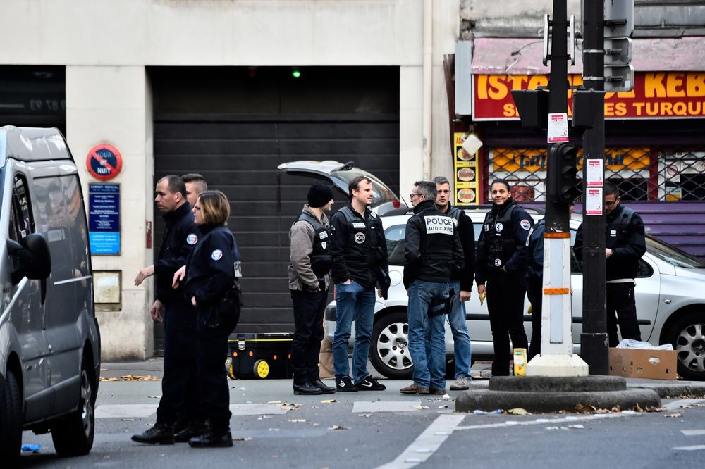 Paris, napad, foto Profimedia