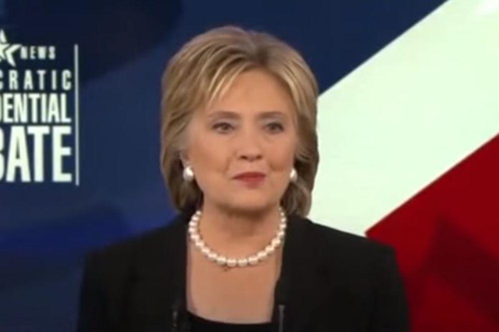 Hilari Klinton, Debata, Foto: Youtube/Printscreen