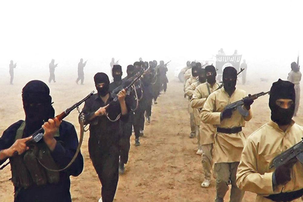 džihadisti, teroristi, pretnje foto Profimedia
