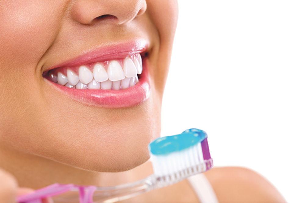 Evo kako da izbelite zube kod kuće