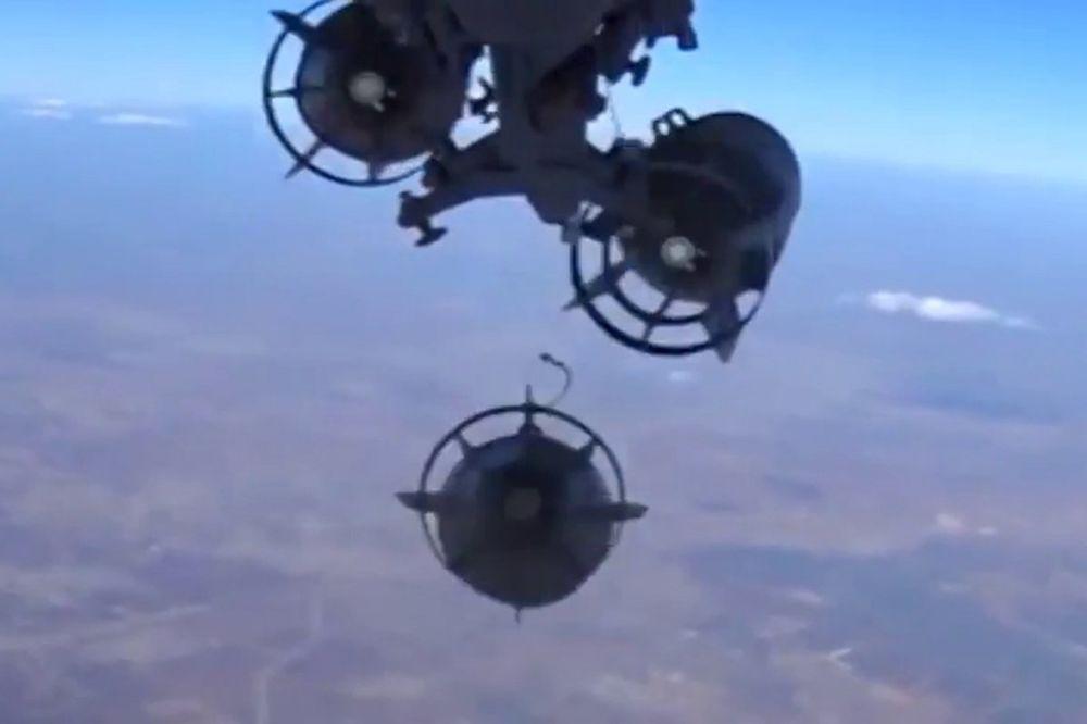 VOLSTRIT ŽURNAL Rusi bombardovali tajnu bazu CIA