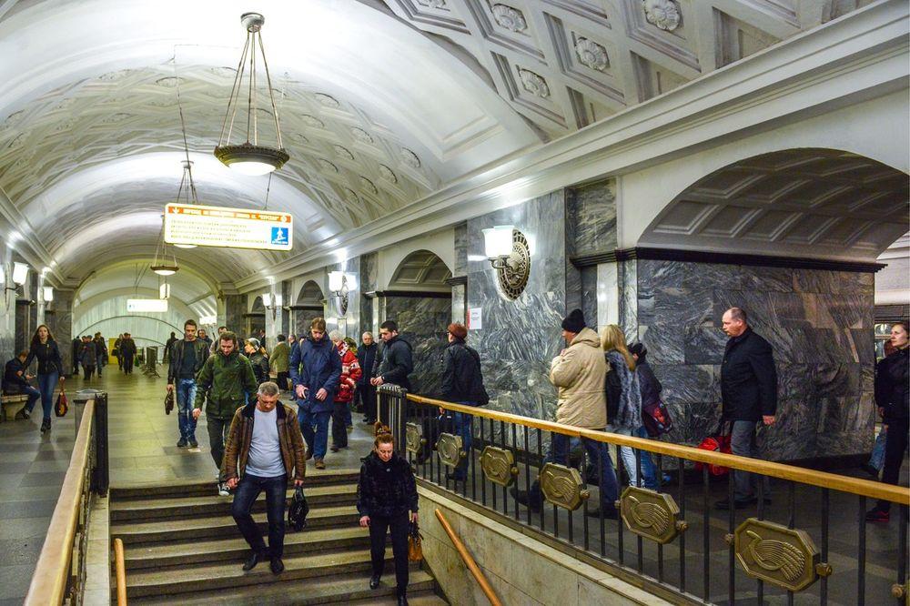 DOJAVA O BOMBI U MOSKVI: Evakuisano više od 600 ljudi sa železničke stanice
