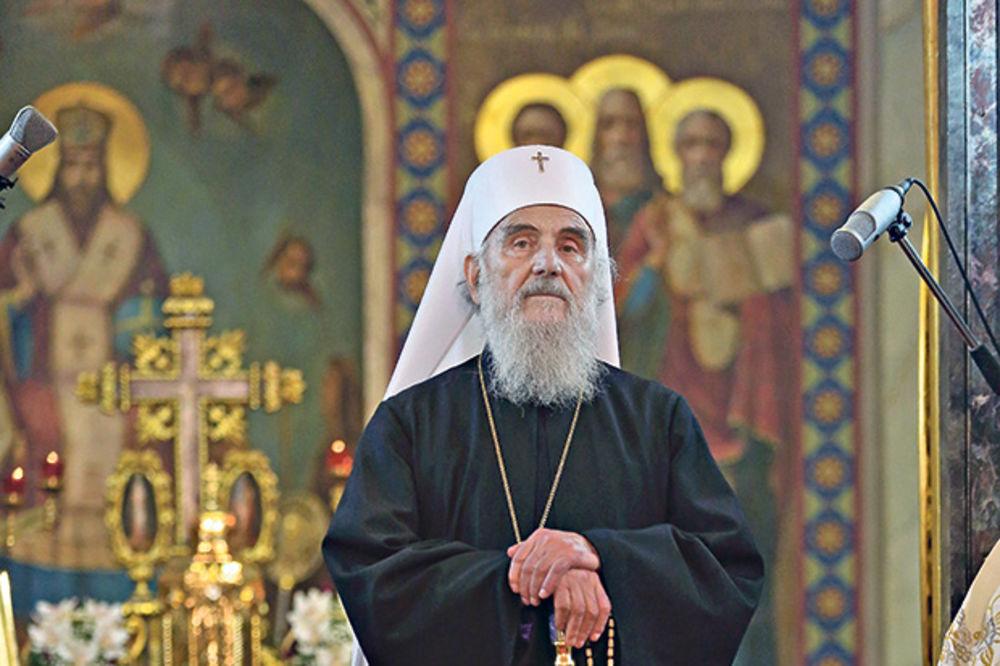 patrijarh Irinej, foto Marina Lopičić