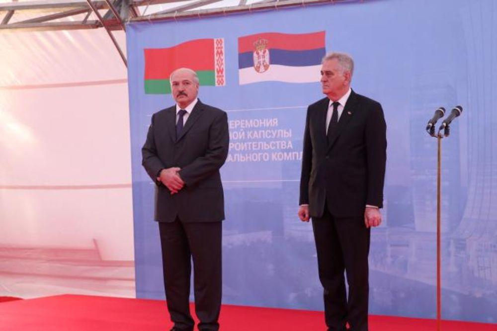 PUNO ZDRAVLJA, SREĆE I USPEHA: Nikolić čestitao rođendan Lukašenku